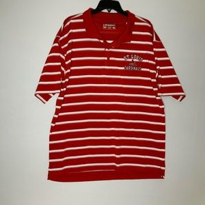 St Louis Cardinals XL Polo Baseball Fan Gear